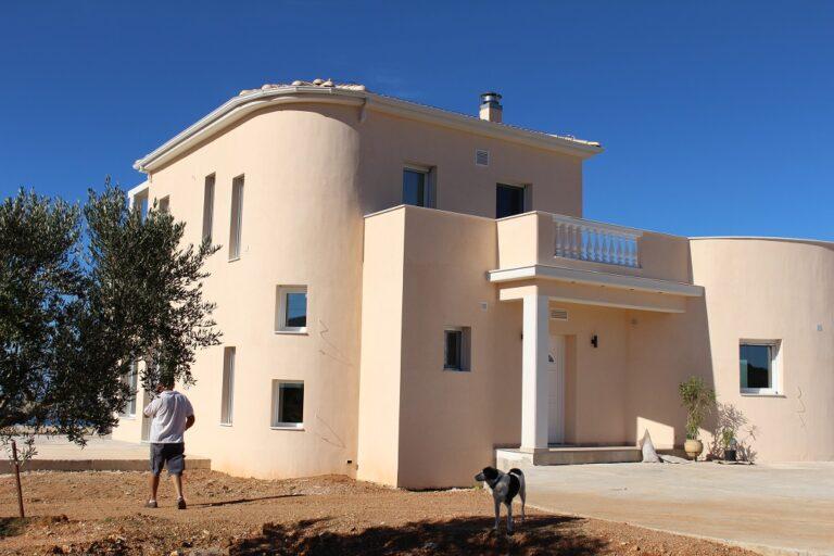 Mansion in Akritochori