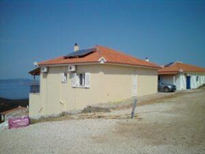 House with a view Akritochori